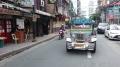 Jeepney - Nummer 1 öffentliches Verkehrsmittel