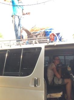 Ein ganz normaler Bus, auf den Philippinen