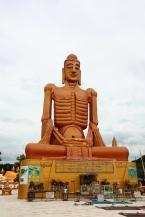 """""""Skinny Buddha"""" (Abgemagerter Buddha)"""