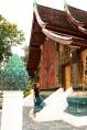 Wat Xieng Thong am Mekongufer