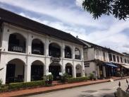 Luang Prabangs Kolonialbauten