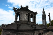 Das Grab des Khai Dinh
