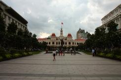 Das Ho Chi Minh Rathaus