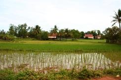 Kambodschanisches Hinterland