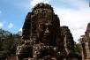 Der Bayon Tempel