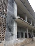 Das Tuol Sleng Genozid Museum (ehemals S 21 Gefängnis)