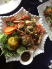Kep Krabbe zum Mittag