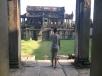 Im Inneren der wohl bekanntesten Tempelanlage der Welt