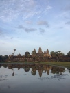 Endlich: Angkor Wat
