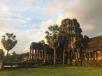 Der Haupteingang zu Angkor Wat