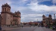 Die Spuren der Spanier im Stadtzentrum von Cusco