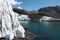 Der Gletscher Pastoruri