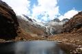 Wanderung zur Laguna 69 von 3.900 m bis ca. 4.600 m Höhe
