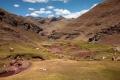 Wanderung durch das Red Valley