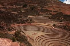 Die Inka-Terrassen von Moray