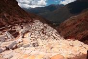 Die Salzmine von Maras
