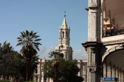 Die weiße Stadt Arequipa