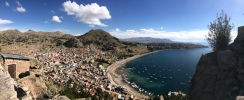 Das bolivianische Copacabana