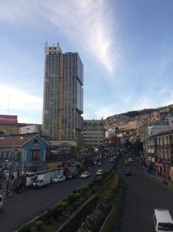 Die weltweit höchstgelegene Verwaltungshauptstadt La Paz