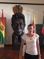 Herr und Frau Bolivar