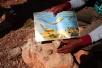 Jahrmillionen alte Fossilien auf dem ehemaligen Meeresboden