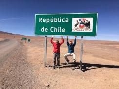 Willkommen in Chile!