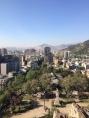 """Aussicht vom Park """"Santa Lucia"""""""
