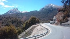 Von Puerto Montt (Chile) nach Bariloche (Argentinien).