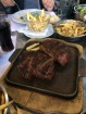 Argentinisches Steak.