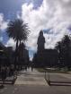 Die Hauptstadt Uruguays Montevideo.