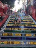 """Die Treppen """"Escalera de Selarón""""."""
