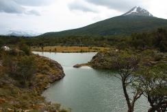 "Wandern im Nationalpark ""Tierra del Fuego"" - Feuerland."