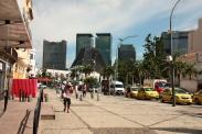 "Streifzug durch Rios ""Downtown""."