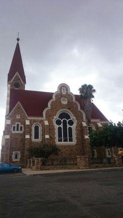 """""""Downtown"""" Windhoek"""