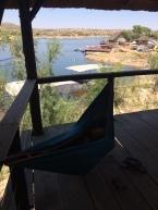 Unsere letzte Unterkunft mit unserem fahrbaren Zuhause