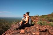 Wanderung auf dem Wartenberg Plateau
