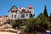 Deutsche Häuser in Lüderitz