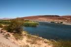 """Der """"Orange River"""" - Grenzfluss zwischen Namibia und Südafrika"""